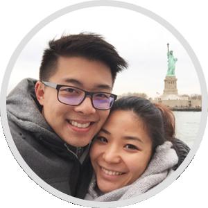 Joseph Choi & Lynn Shinto