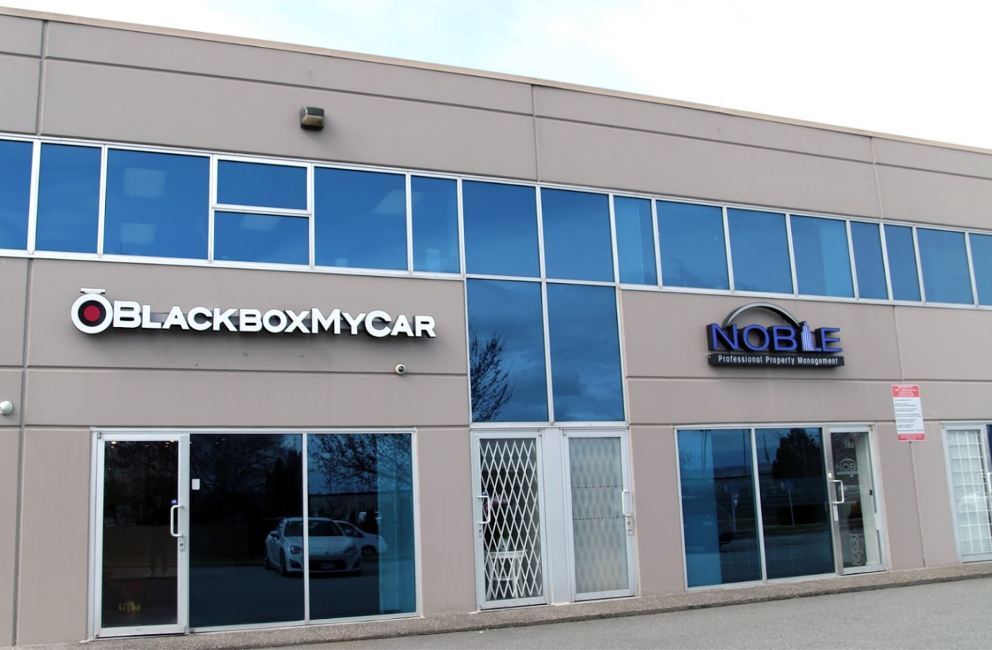 BlackboxMyCar's office in Richmond, BC