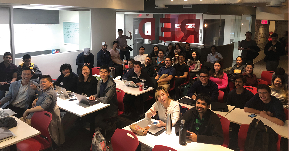 This hackathon had over 50+ participants (12 teams in total).