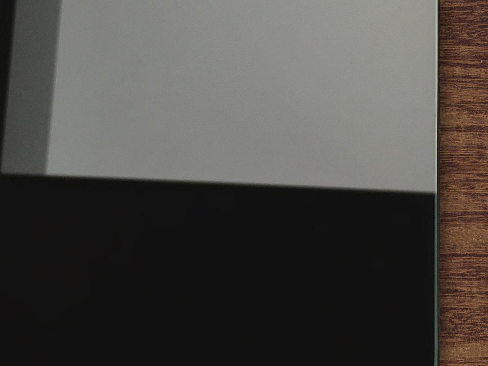 BLACK LACOBEL  (Opaque Glass)