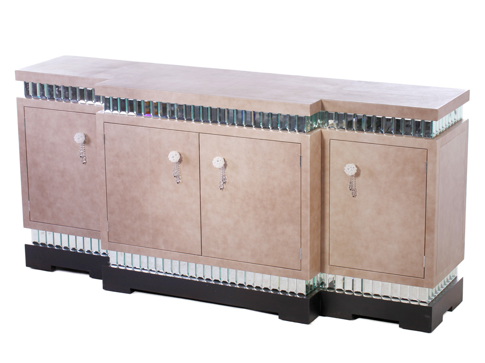BELMONT BREAKFRONT   Standard Dimension: W 200cm x D 55cm x H 100cm