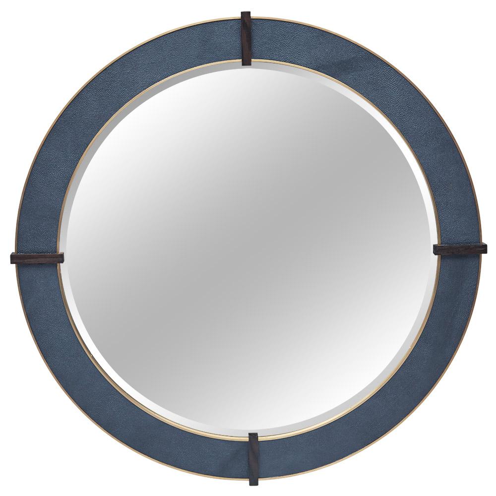 ROUND HUDSON MIRROR   Standard Diameter: 100cm