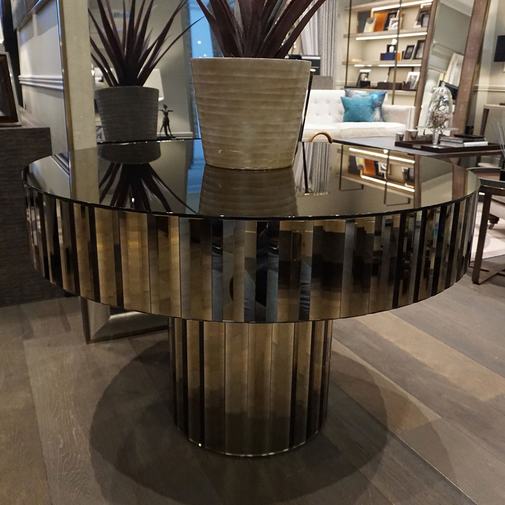 LINEA HALL TABLE   Dimension: Diameter 120cm x H 80cm