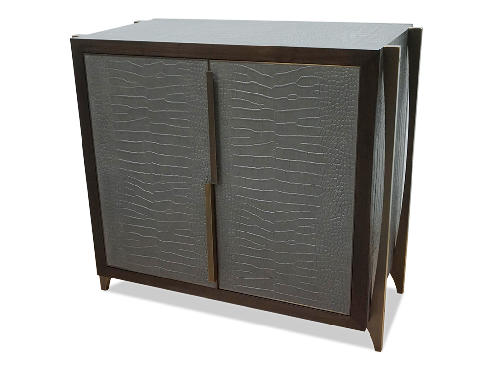 BELVEDERE SINGLE SIDEBOARD   Standard Dimension: W 100cm x D 50cm x H 90cm