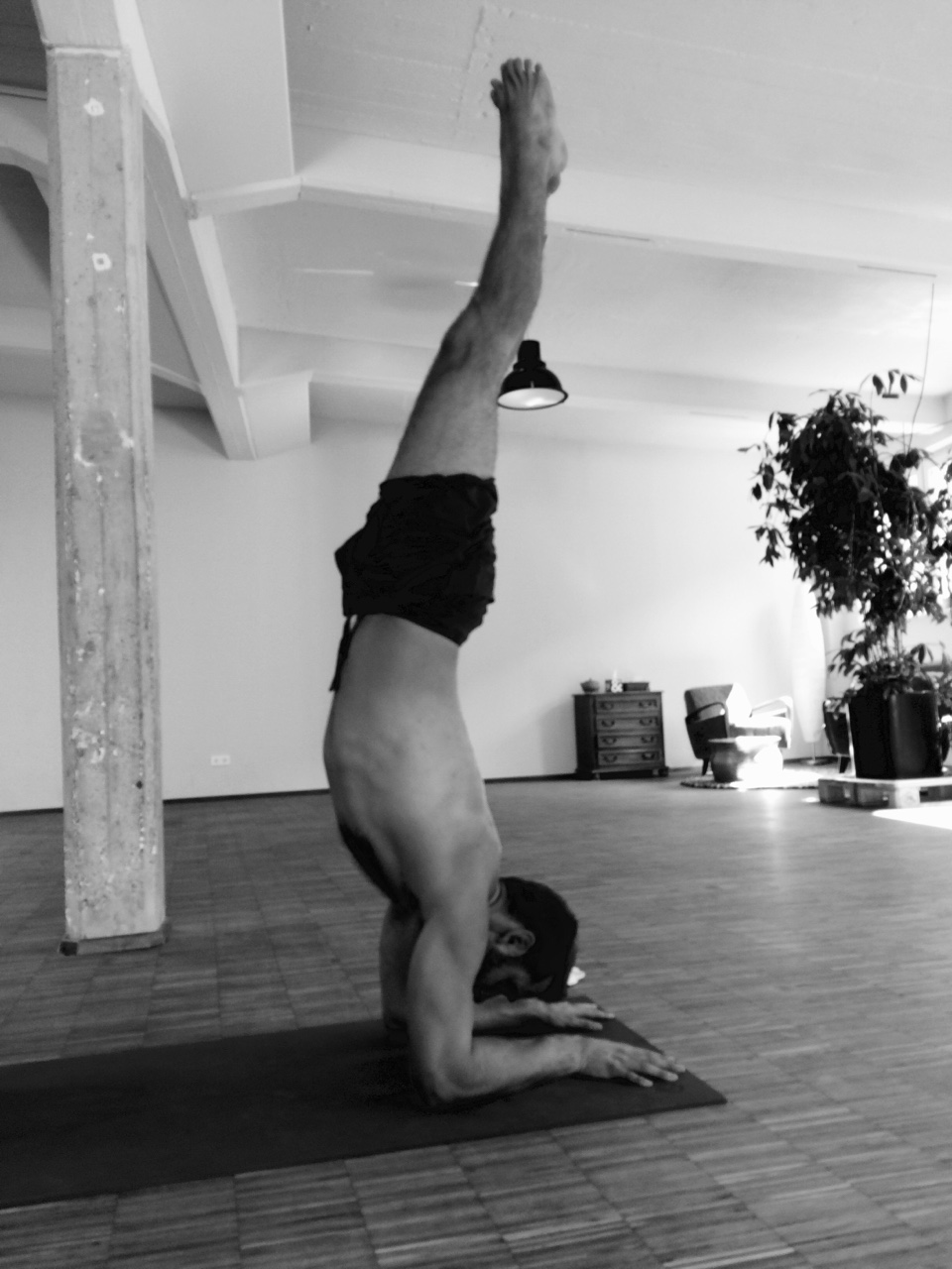 'All benefits gained from yoga are to be used in the service of yoga. For example, the body is not made strong so that you can have something to show off or flaunt in the interest of pumping up the ego. A strong body is a strong vehicle for experiencing the world.' – Theos Bernard