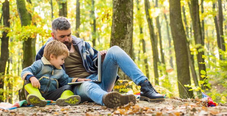 Mannen die opgroeien zonder vader leven korter
