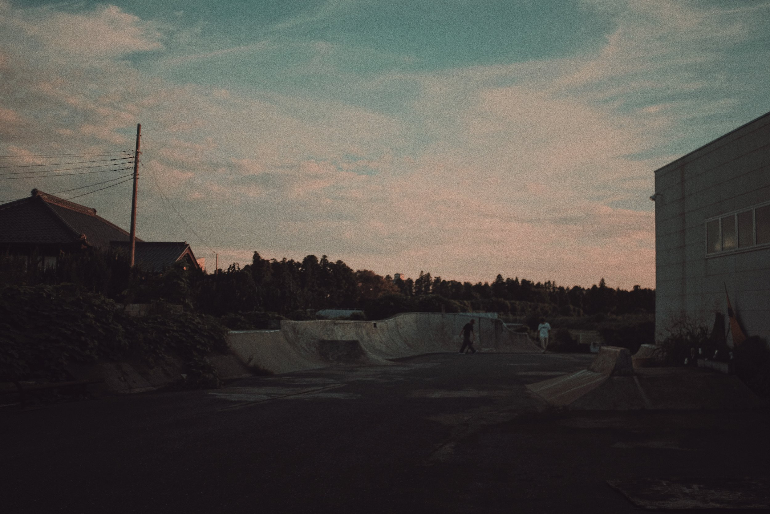 Shooting 3600ft of glorious Kodak 16mm with Adidas skateboarding in Toyko  🎞