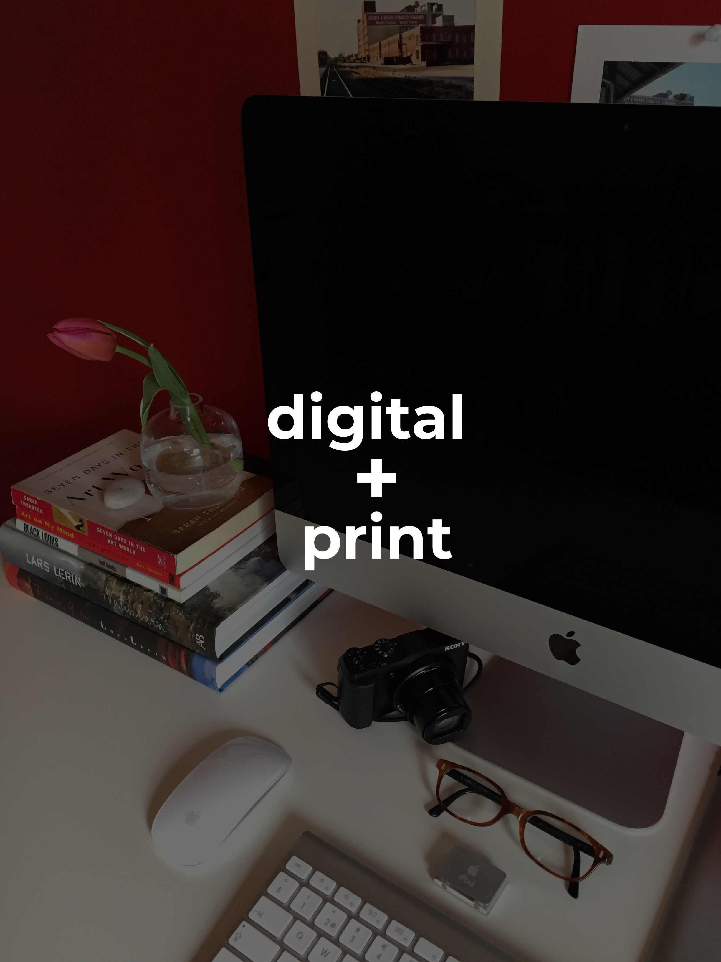 #minimalmarketing   everything from business cards to look books
