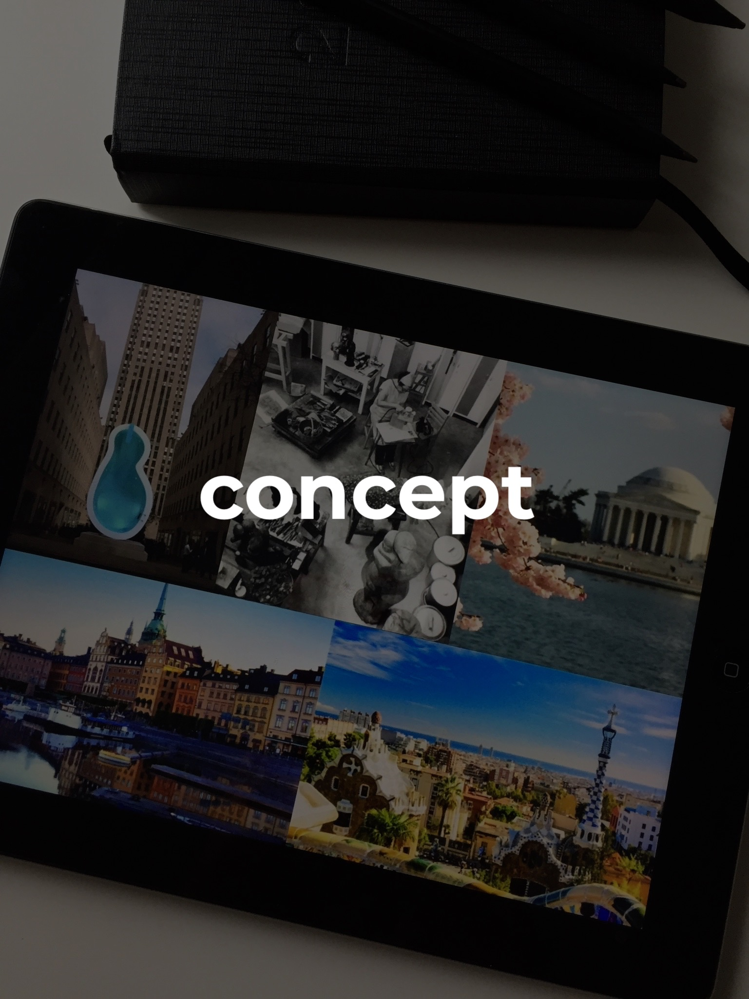 #concept   this package covers basic creative direction and offers advice on branding and web design.