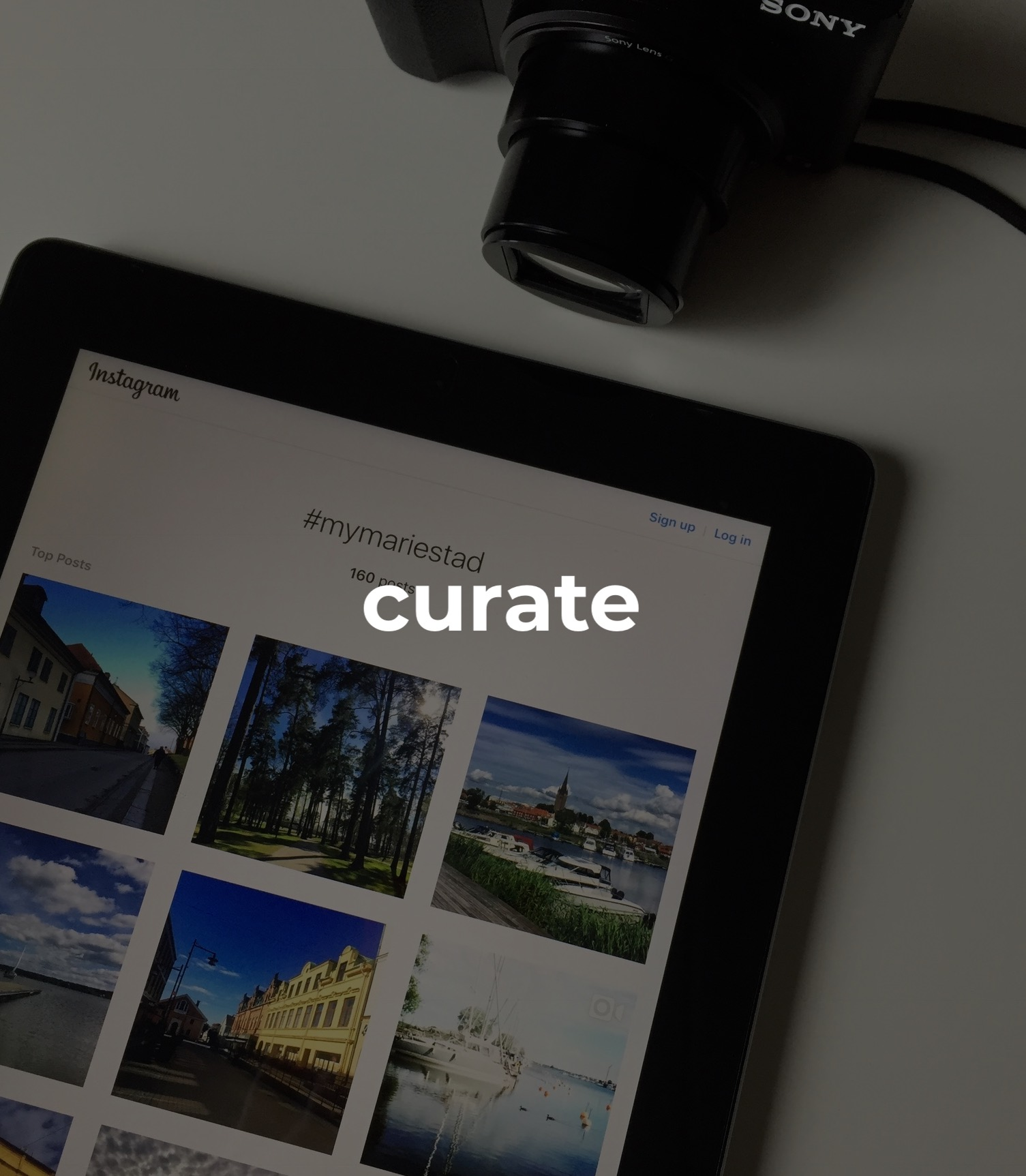 #curate   this investment combines the first two packages and adds sharing original content, engaging more with the followers, creating unique hashtags and video snippets or going live.