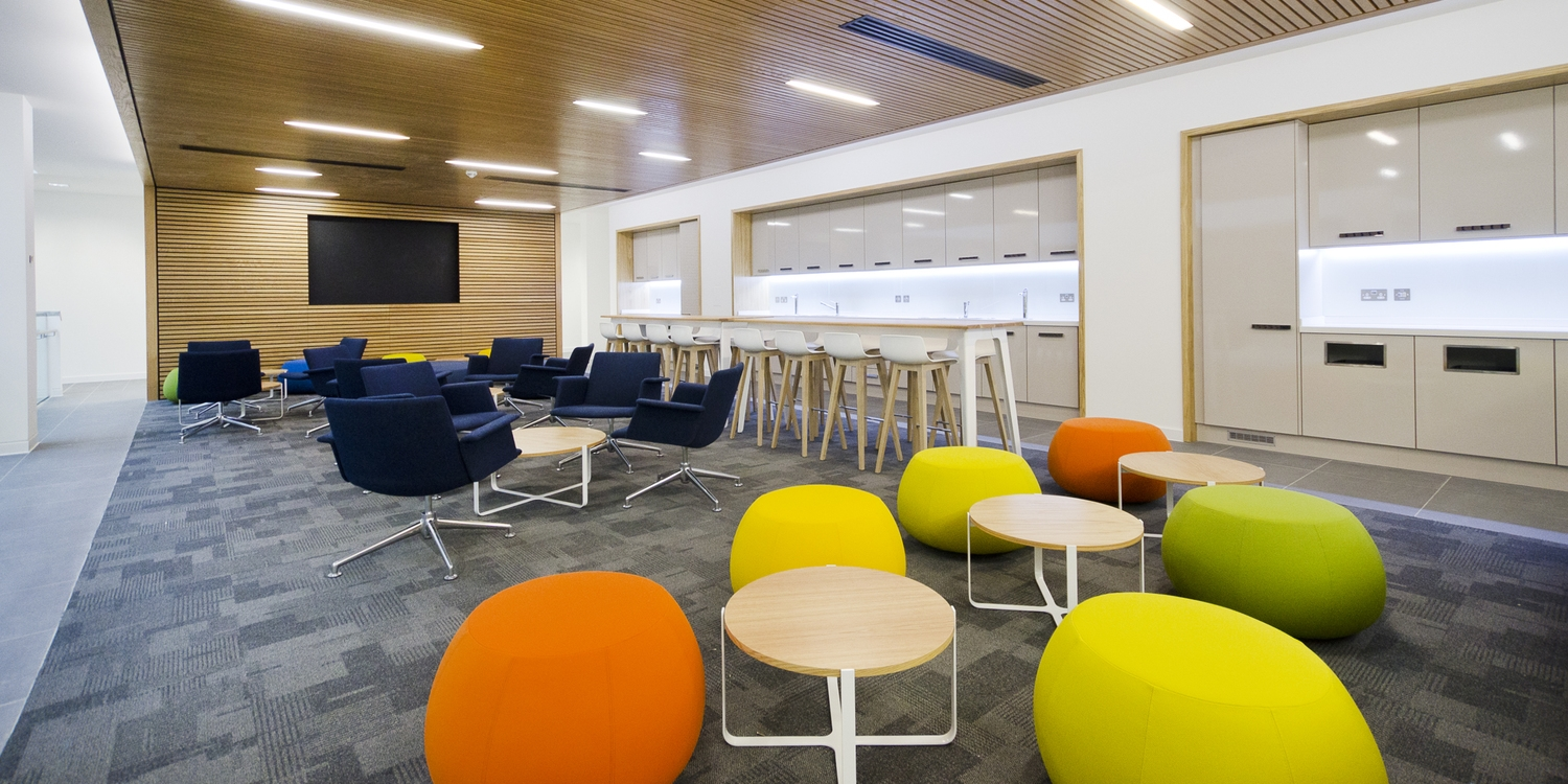 High Specification Office buildings 40,000 - 530,000 sq ft