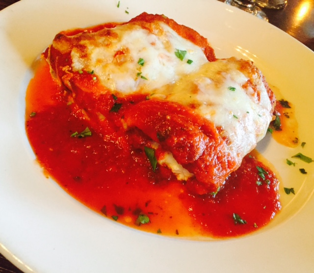 Copy of Eggplant Rollatini