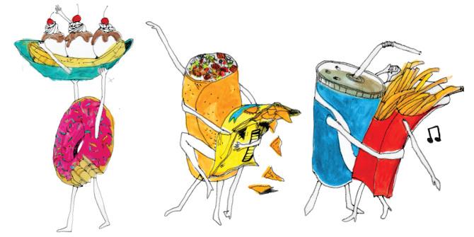 Fast-Food-Slow-Dance-Illustration-2