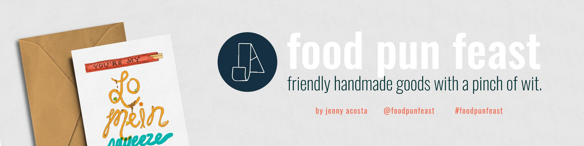 JennyAcosta-Food-Pun-Feast-Shop-Banner