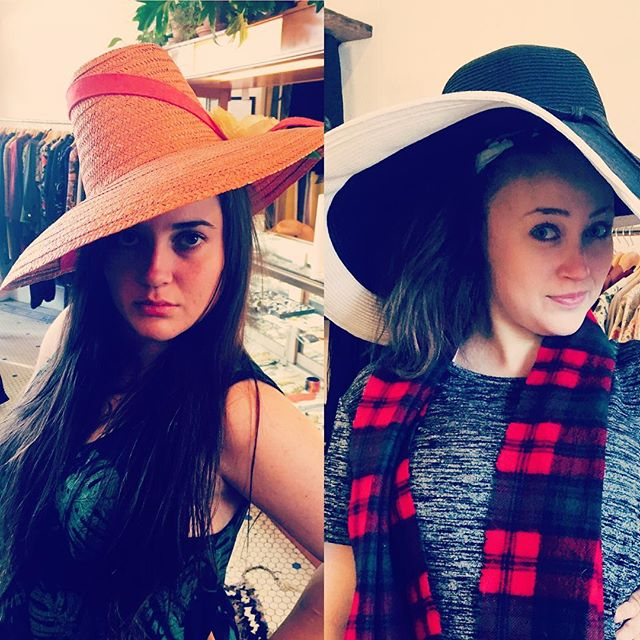 Fashion 🎩👒 #hats