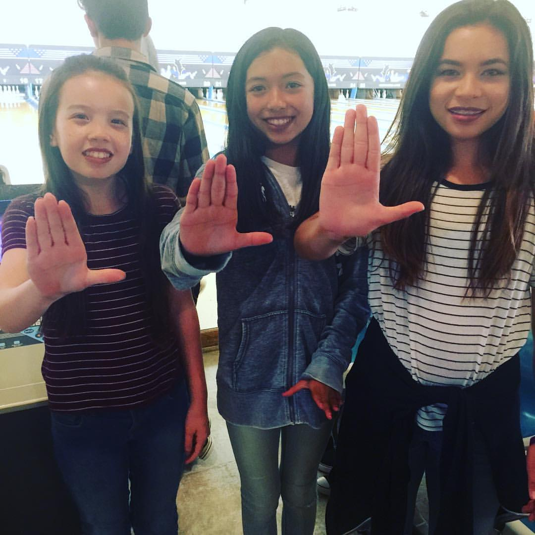 The new hand signal that represents Lupus.