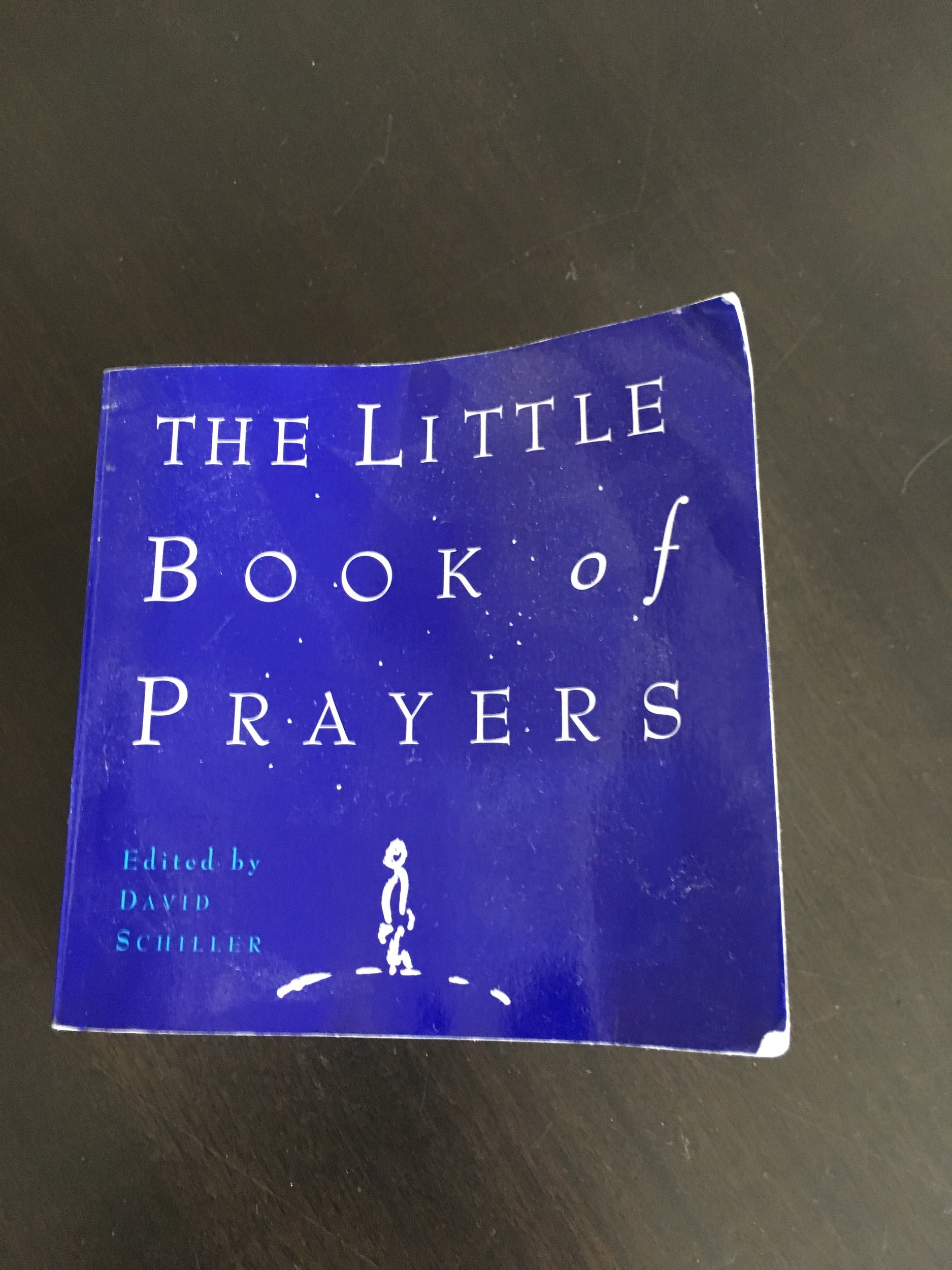 A co-worker, Mary Brown, gave this to me right after my dad passed away. I was touched by the  thoughtful pinch  but it hurt too much to read it back then. Fifteen years later, I'm finally able to read it.