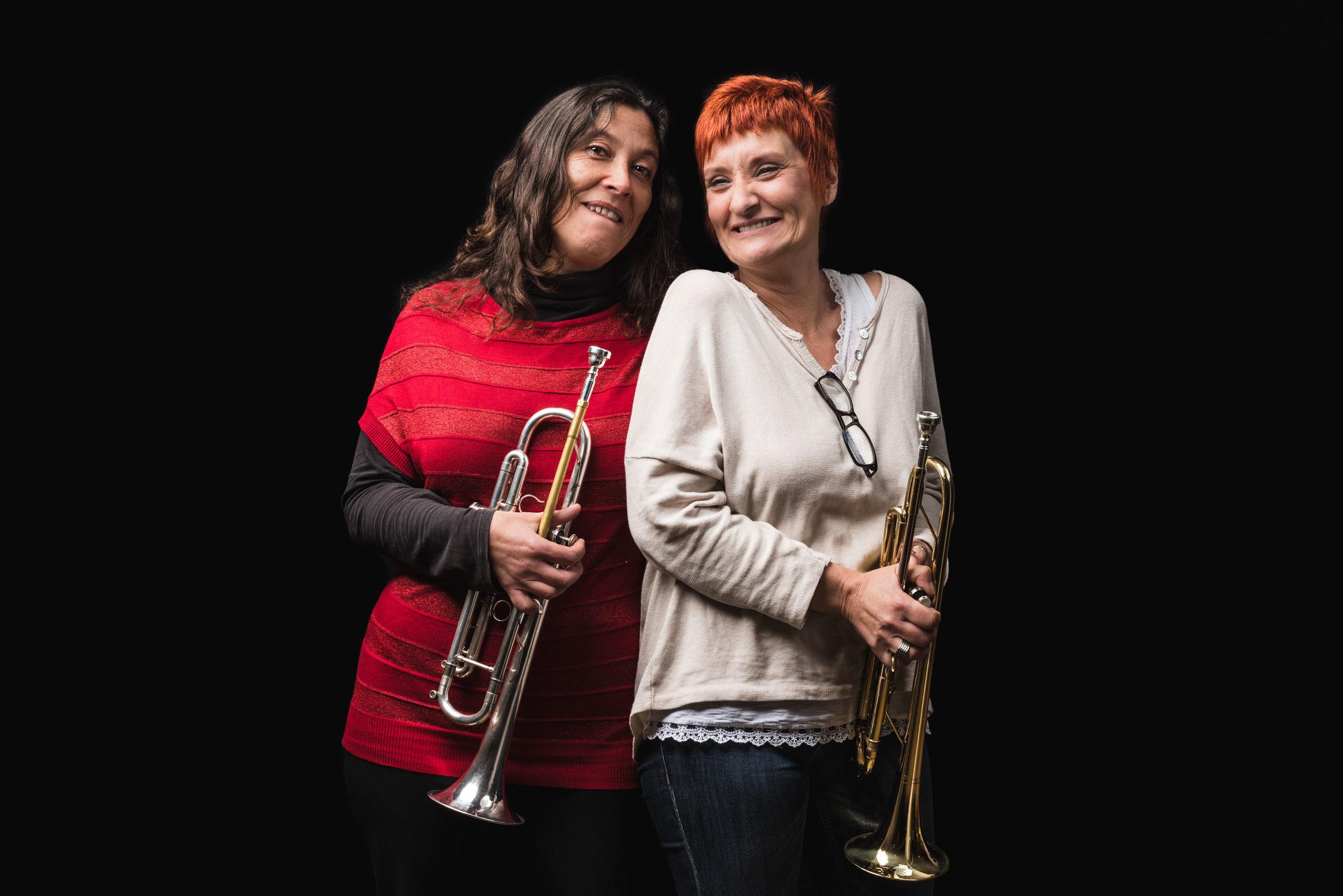 margarida Louro e Maria Leonor Roque