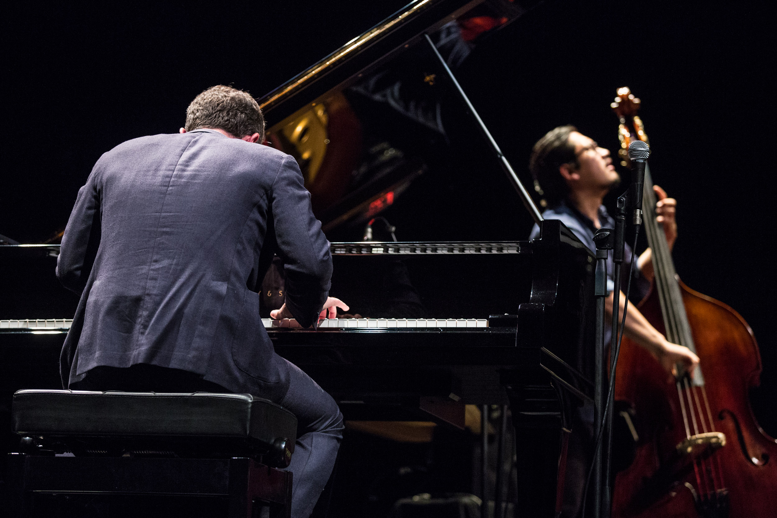 Aaron Goldberg Trio (CCC, Caldas da Rainha, 2017/11/02)