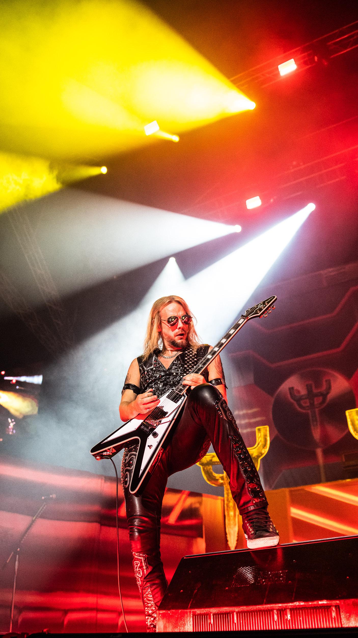 Judas Priest (Altice Arena, Lisboa, 2018/07/02)