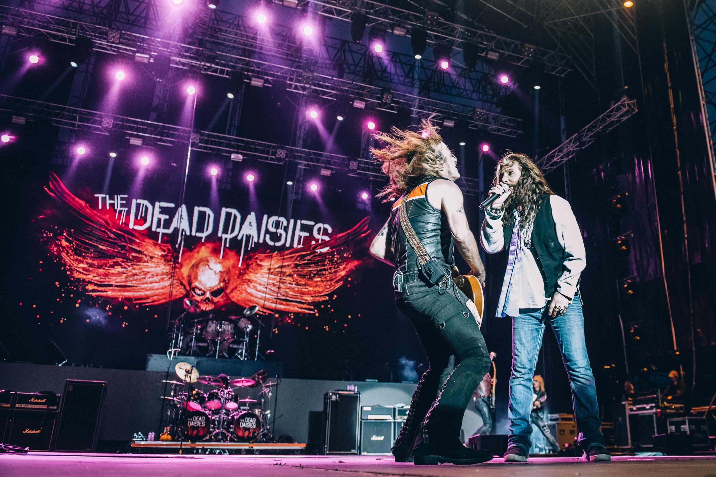 The Dead Daisies (Estádio Municipal de Oeiras, Oeiras, 2018/07/