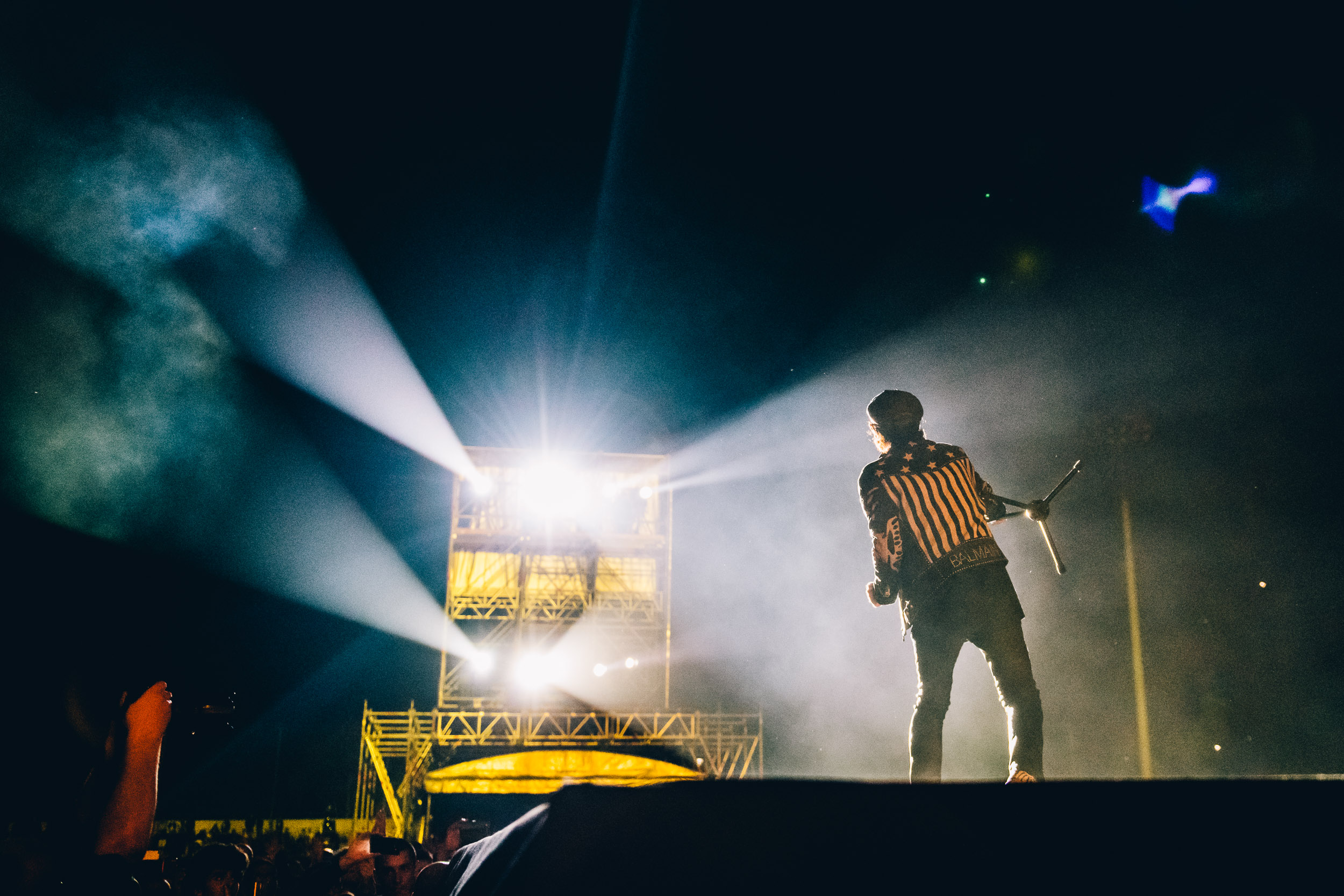 Scorpions (Estádio Municipal de Oeiras, Oeiras, 2018/07/11)