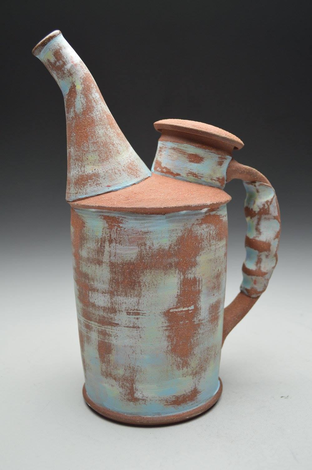 Oil Can Teapot