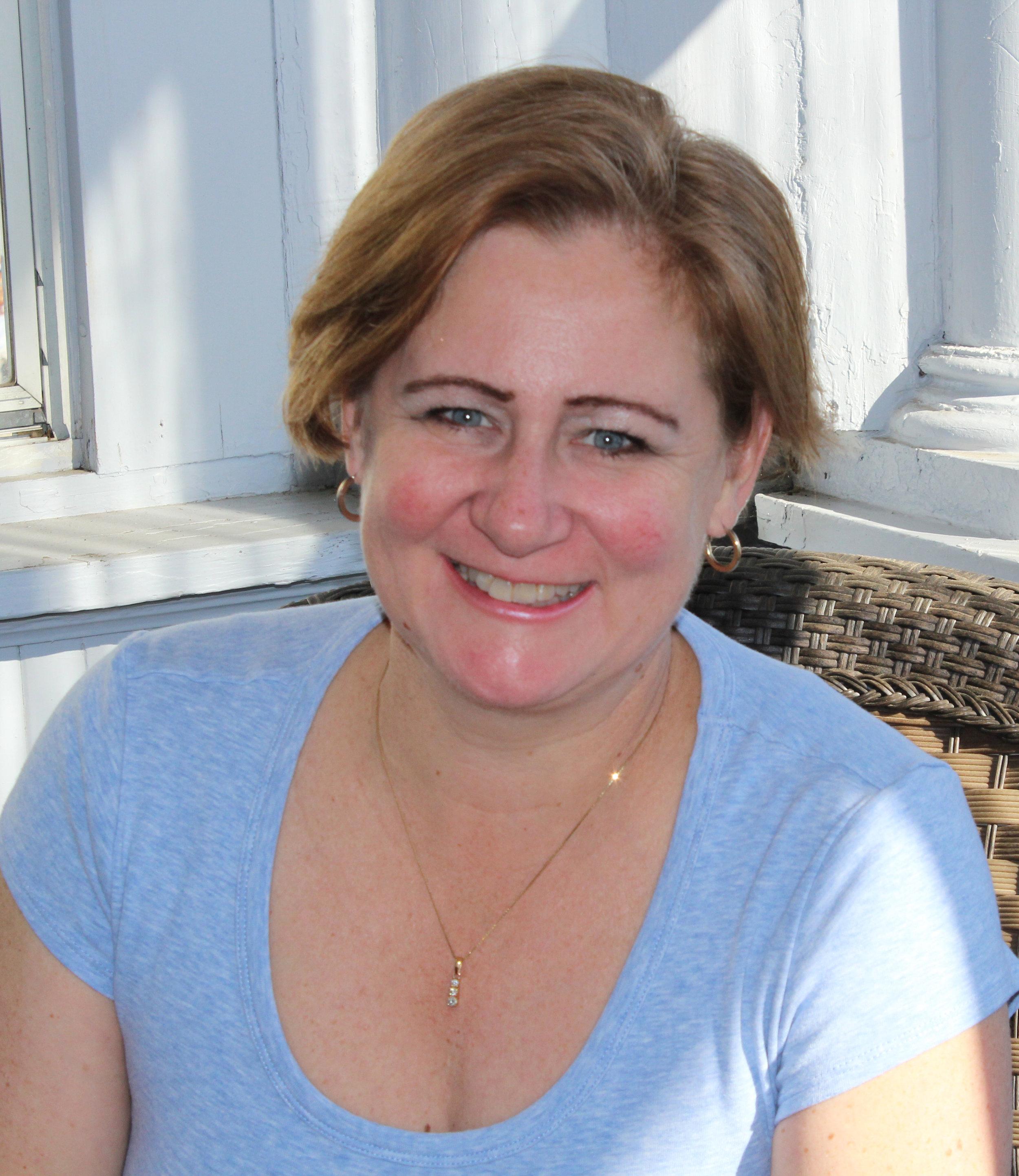 Shaileen Landsberg, Reiki Master, Certified Life Coach, Founder of Seek Your Center