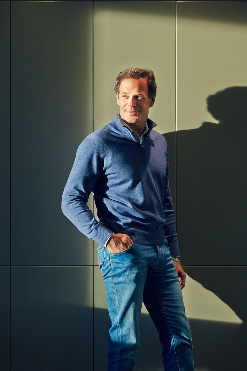 Mark Cohon for Report on Business Magazine, Globe and Mail.