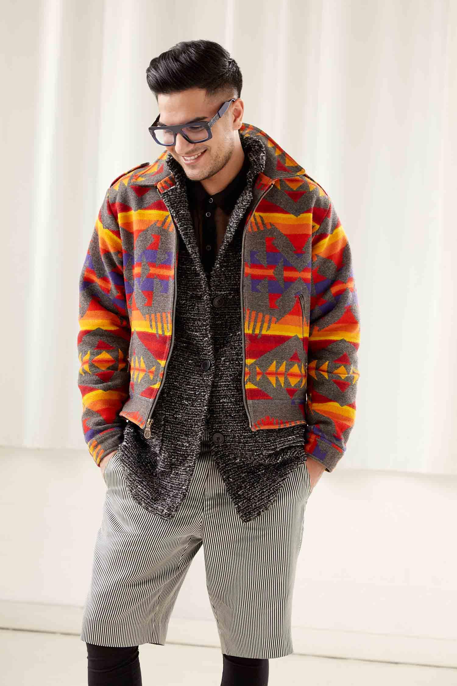 Liam Rae  Canada's Best Dressed 2016, Globe Style,Globe and Mail.