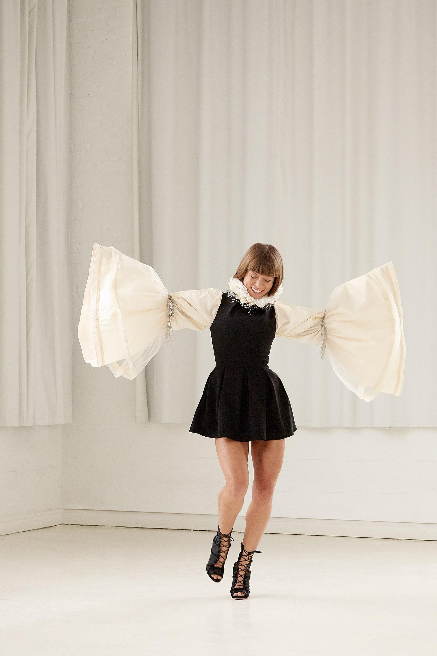 Stella Alexandru  Canada's Best Dressed 2016, Globe Style,Globe and Mail.