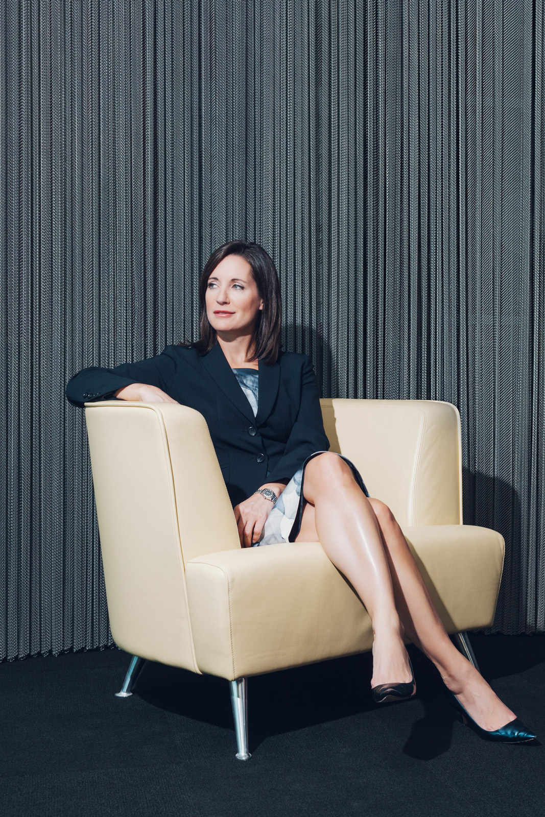 Amanda Lang for Report On Business Magazine.