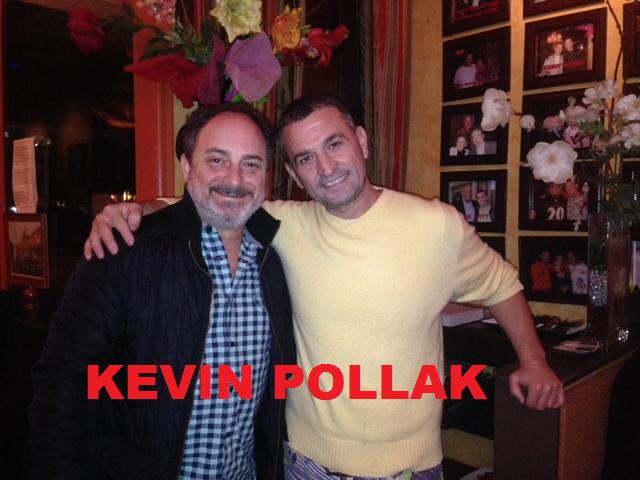 Actor Kevin Pollak @ lorenzo