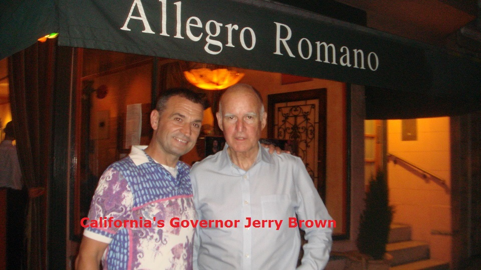 California's Governor Jerry Brown  3
