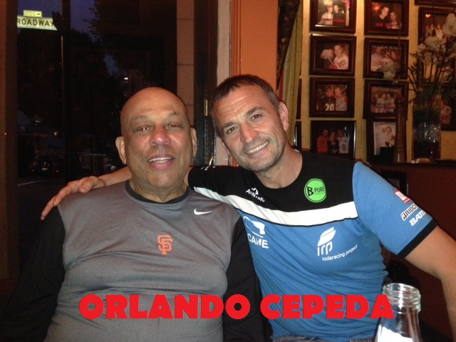 "Orlando ""Baby Bull"" Cepeda"