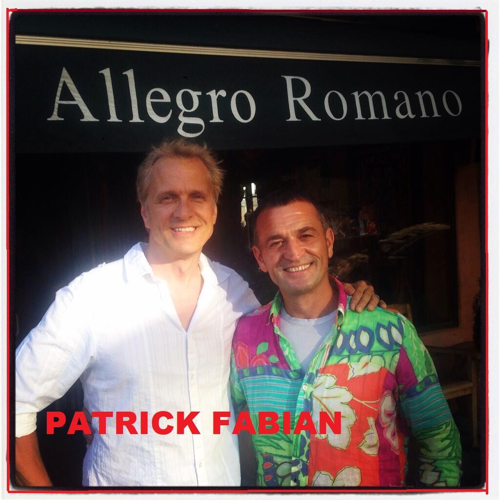 Actor&Cognato Patrick Fabian & Lorenzo