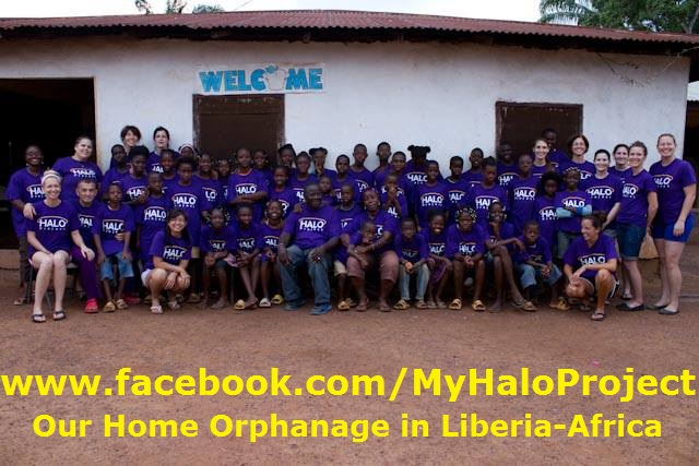 Allegro's Chef Lorenzo - HALO PROJECT ORPHANAGE in Liberia Africa (DONATE NOW)