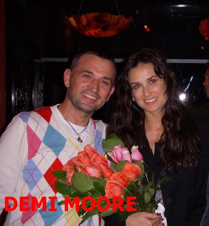Demi More & Lorenzo Logoreci