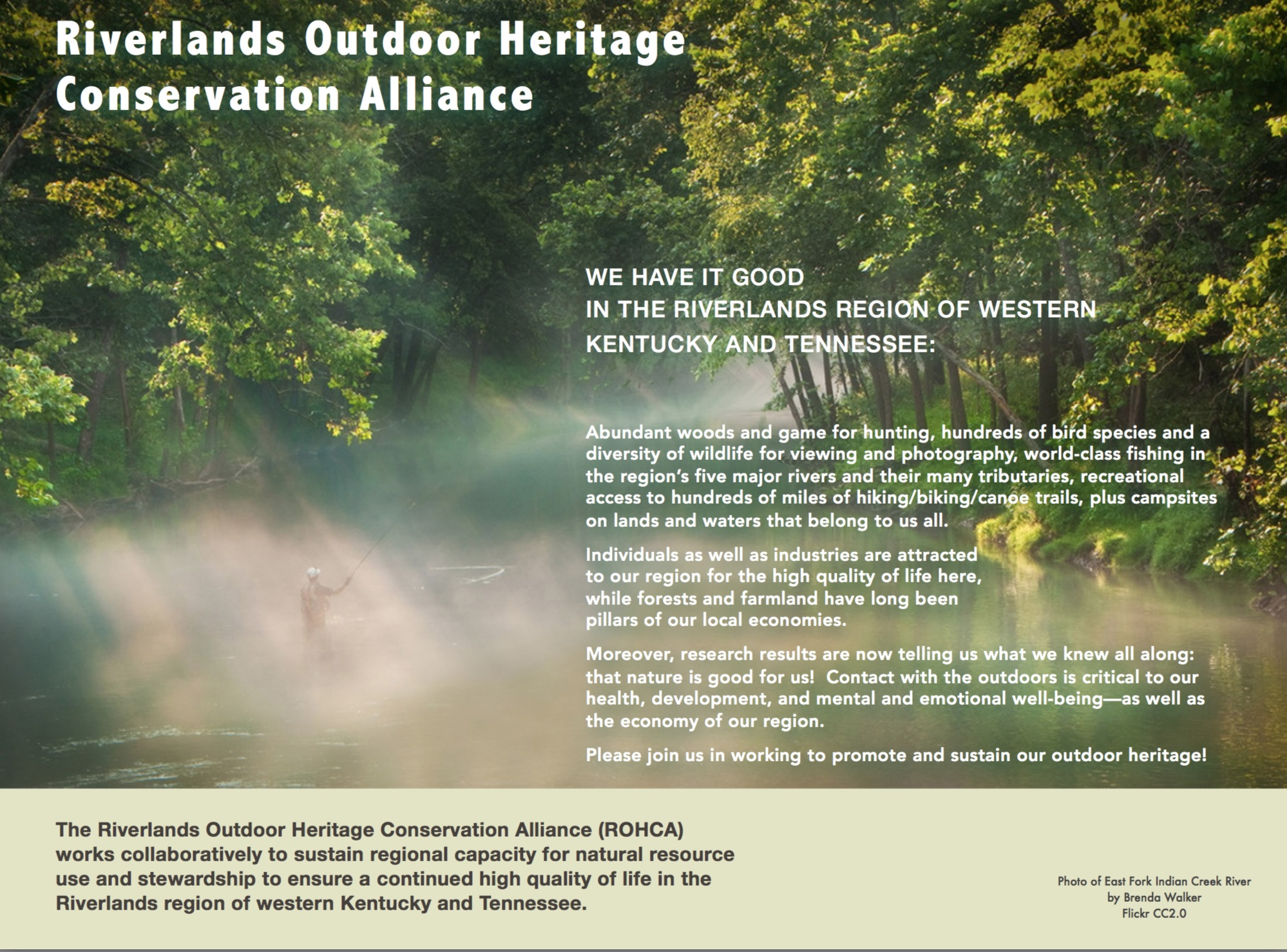 Riverlands brochure