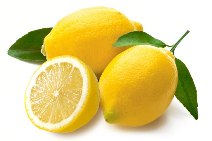 A lemon. Not a laptop.