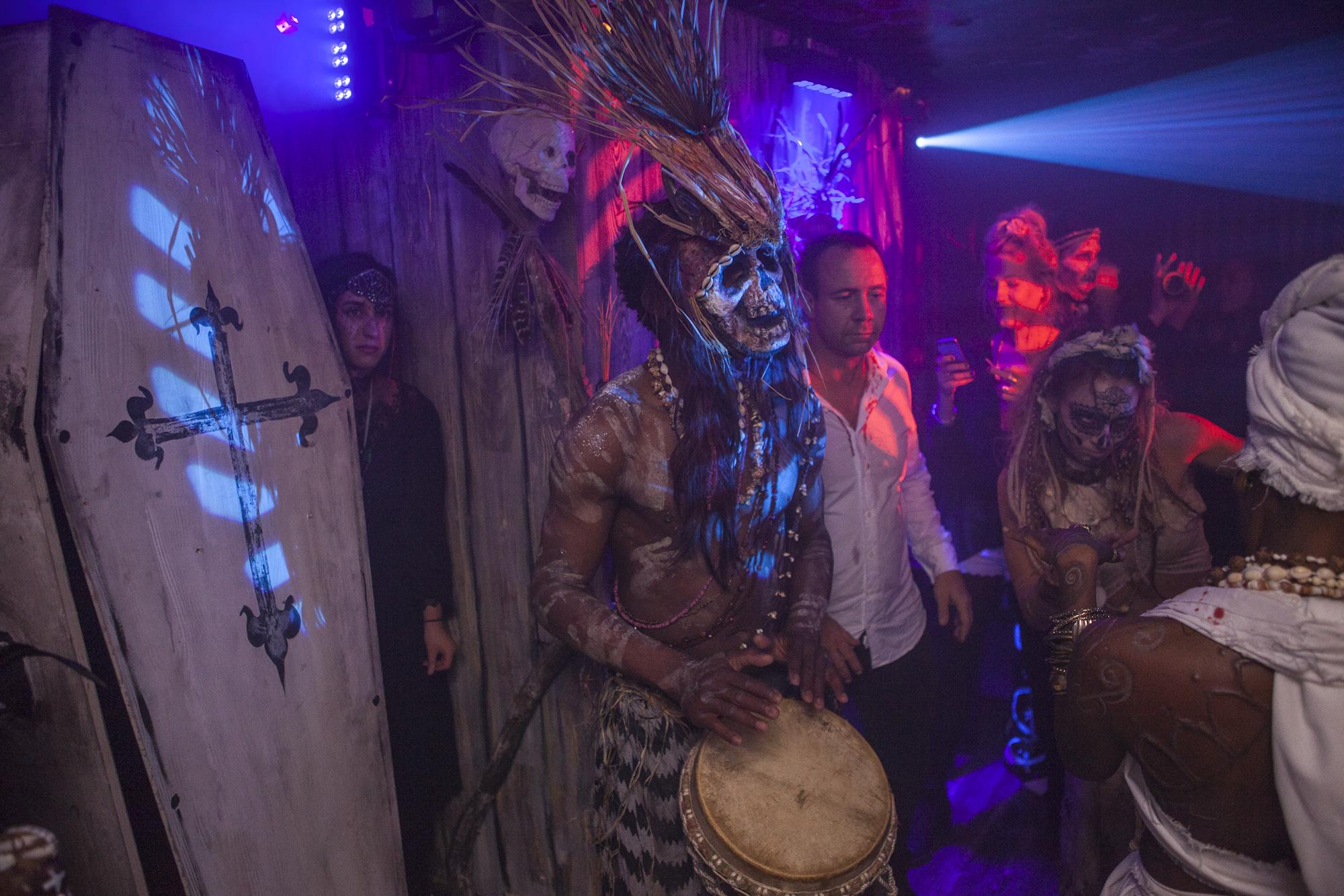 Voodoo nights Party