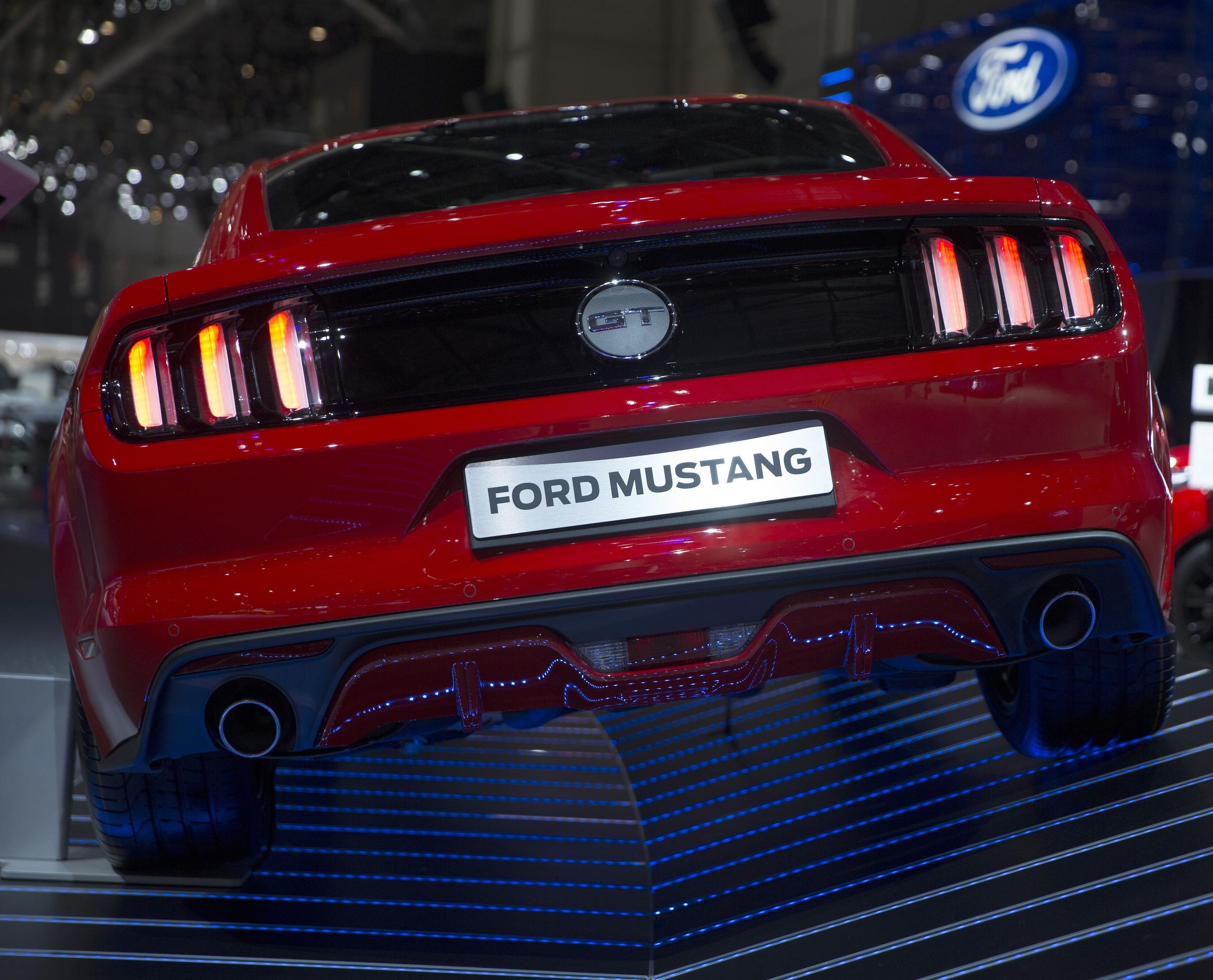 Ford @ GENEVA MOTOR SHOW
