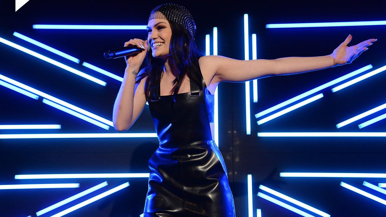 Jessie J @ Film is GREAT Event