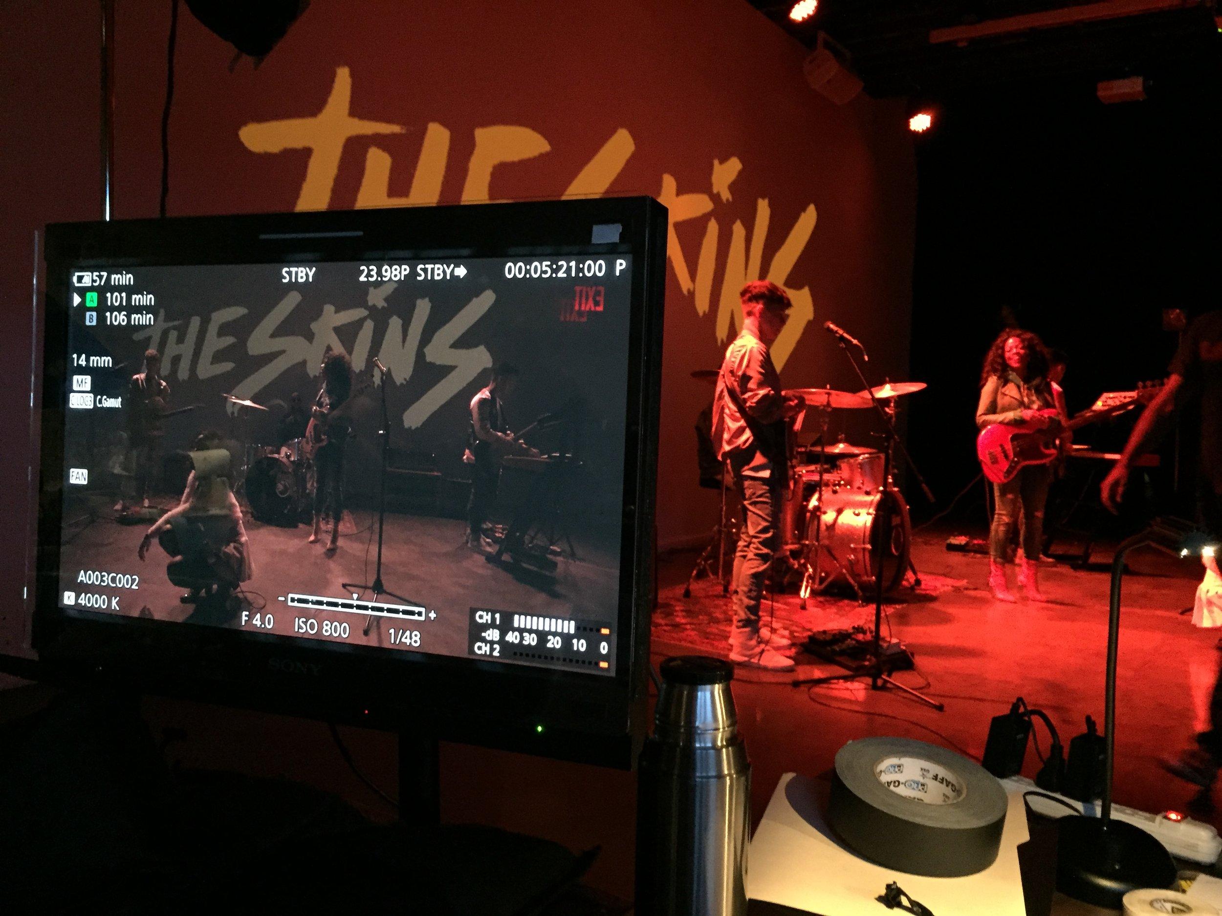 The Skins - I (LightBox Sessions)