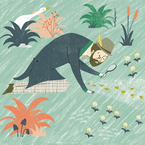 Goose Steps - by Angela Keoghan
