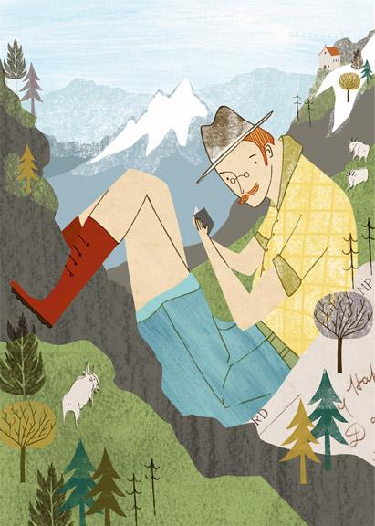 Giant Tramper - by Angela Keoghan