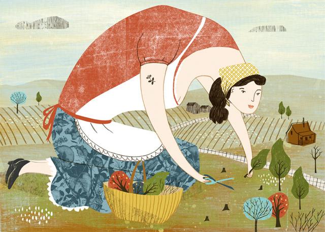 Giant Gardener - by Angela Keoghan