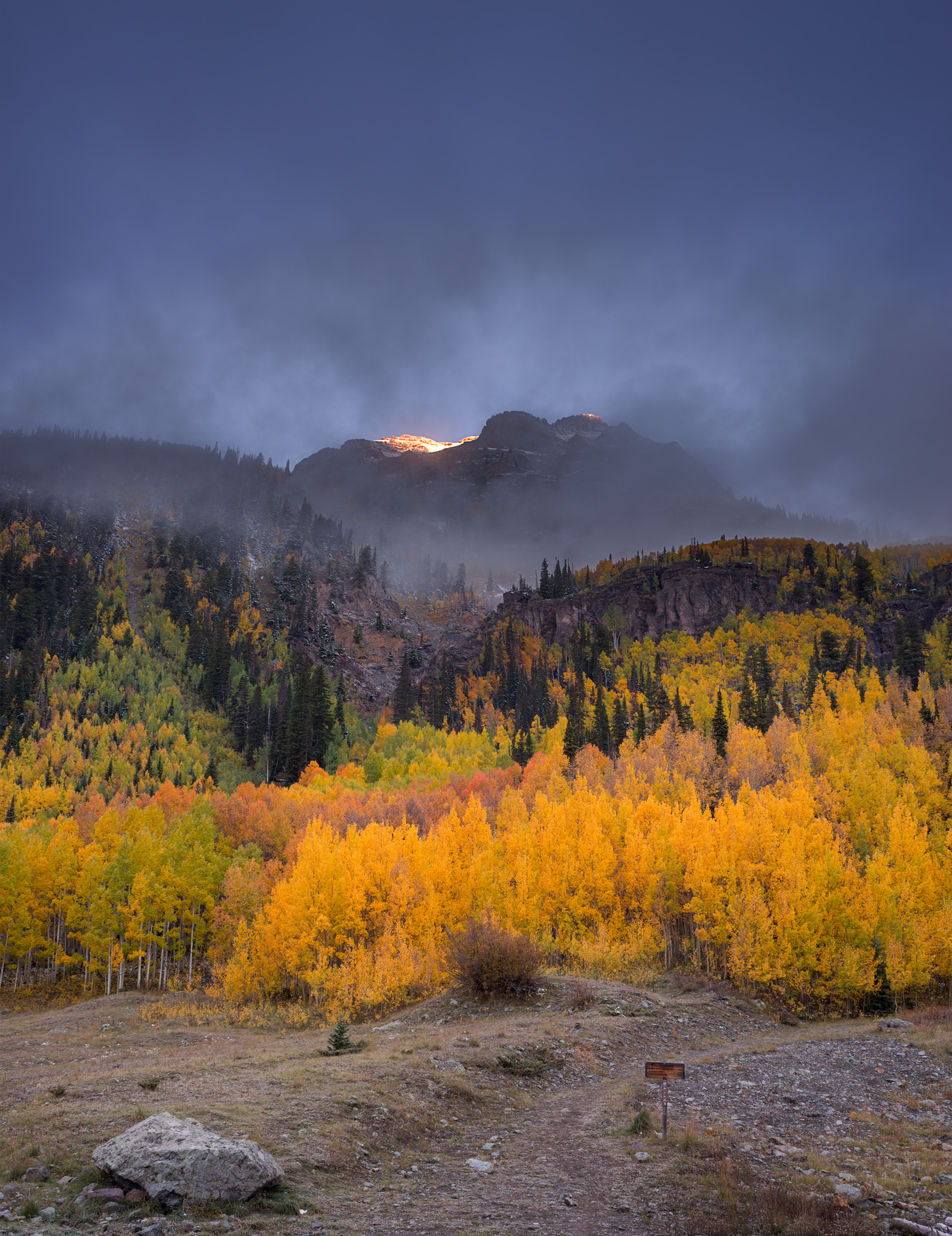 Hayden-Peak