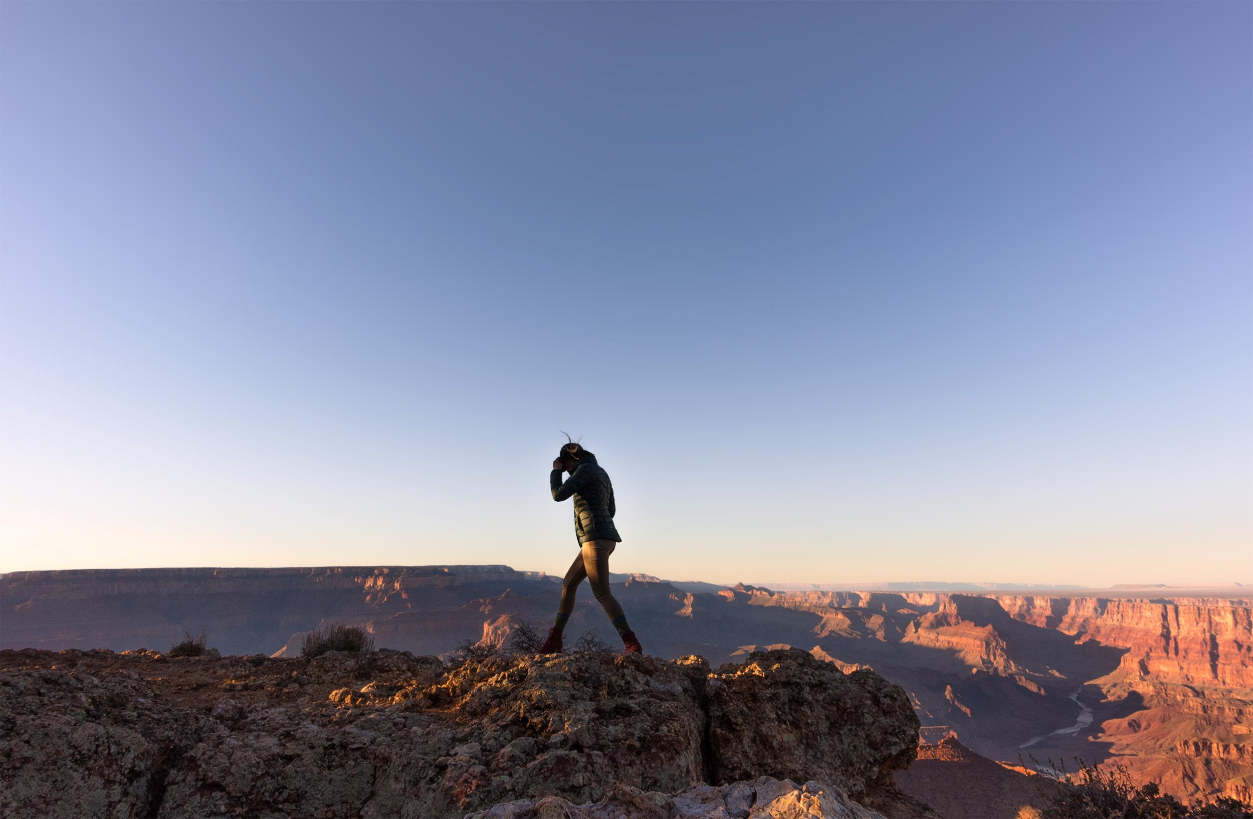 Navajo Point, Grand Canyon National Park.