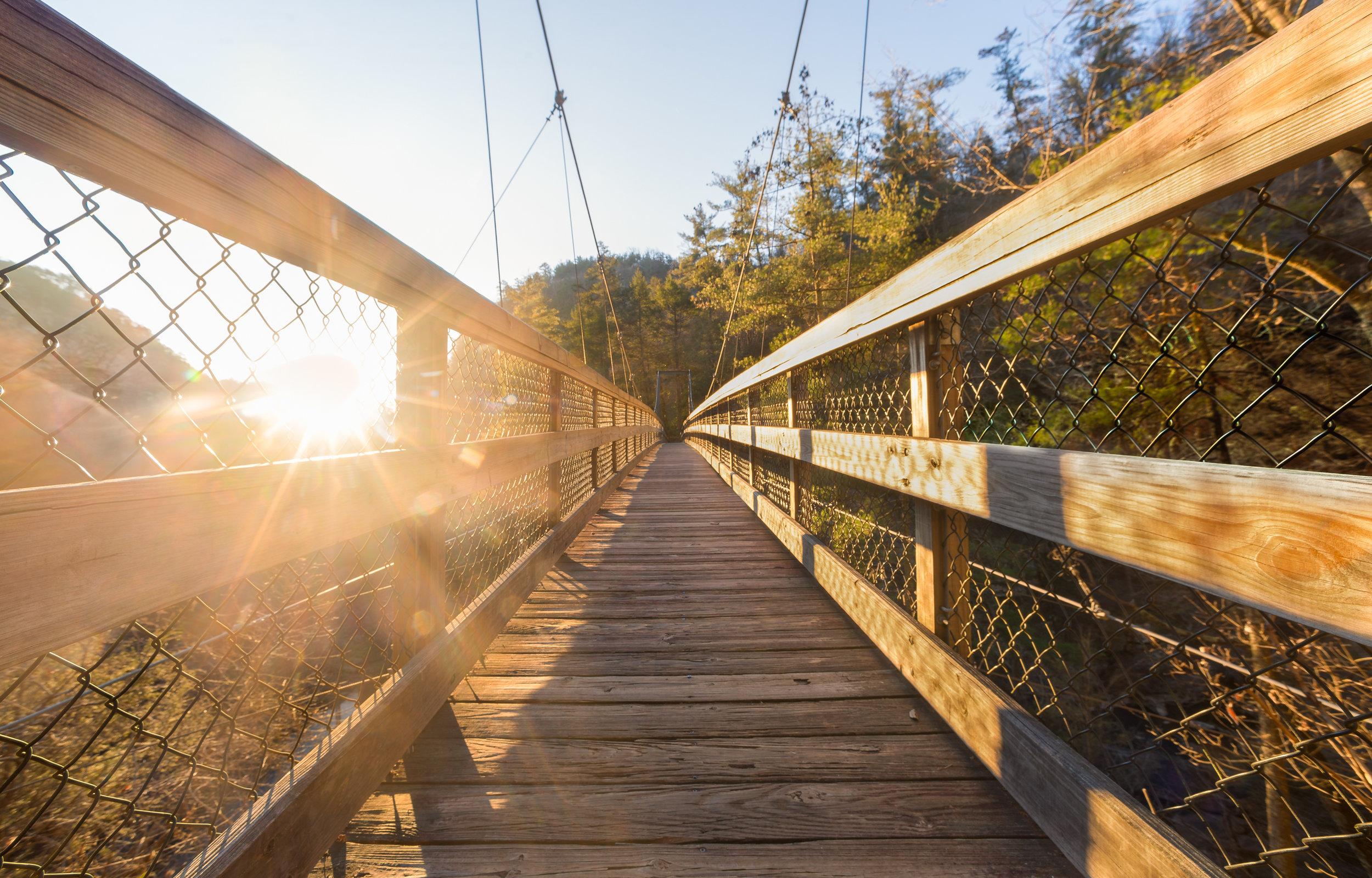 Tallulah Gorge Bridge Sunrise2.jpg